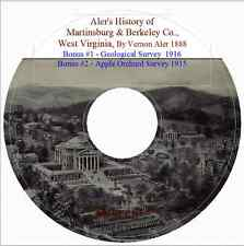 Berkeley County WV History - VA & WV genealogy +BONUS