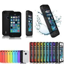 COVER DI ALTISSIMA QUALITA' SUBACQUEA WATERPROOF IMPERMEABILE PER IPHONE 5C