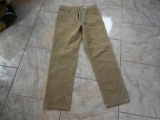 H7740 Joker Trousers W33 L32 Light brown Very good