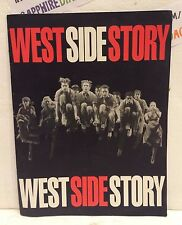 WEST SIDE STORY SOUVENIR BROCHURE USED