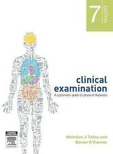 NEW - FAST to AUS / NZ - Clinical Examination by Nicholas Talley (7 Ed)