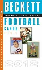 The Beckett Official Price Guide to Football Cards 2011-ExLibrary