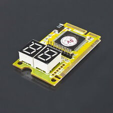 Mini 3 in1 PCI PCI-E LPC PC Laptop Analyzer Tester Diagnostic Post Test Card OV