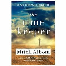 The Time Keeper by Mitch Albom (2013, CD, Unabridged)
