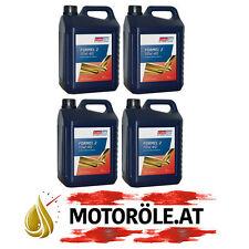 20 (4x5) Liter EUROLUB Formel 2 10W40 Motoröl - ACEA A3/B4 - API SL/CF