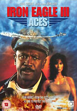 ACES - IRON EAGLE III - DVD - REGION 2 UK