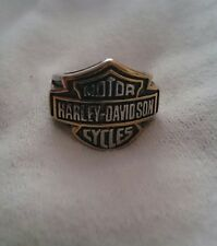 NWT Men's HARLEY-DAVIDSON  Stainless Steel Band RING Size 8 Jewelry freeshippin