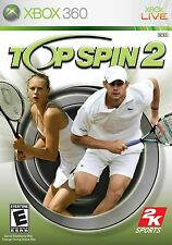 Top Spin 2 XBOX 360