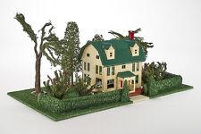 Lot 4162 MTH Lionel Blech- Vorstadt-Villa mit Garten, elfenbein, OVP, Spur 0