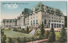 c1910 MURRAY BAY Quebec Canada Postcard MANOIR RICHELIEU