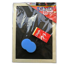 Children's BlackBoard & Chalk Set – Grafix – Chalk Board, Duster and Chalk
