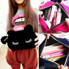 New Utility Portable Cat Coin Storage Case Travel Makeup Pouch Cosmetic Bag Gift