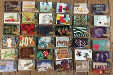 Starbucks 2016 Complete 54 Card Christmas Holiday Gift Set Lot + Bonus DIY + 4