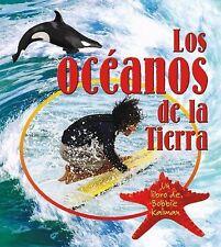 Los Oceanos de la Tierra (Observar La Tierra) (Spanish Edition)-ExLibrary