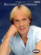 The Best Of Richard Clayderman Piano Solos Music Book