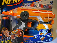 NERF FIRESTRIKE NERF LIGHT BEAM N STRIKE NERF SOFT DART GUN FIRES 27 MTS NEW