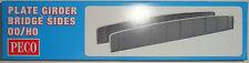 Peco LK-10 PLATE GIRDER BRIDGE (1 Pair) OO Gauge