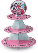 Wilton Disney MY LITTLE PONY Cupcake Treat Stand 3 Tier; Birthday Party Theme!