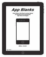 App Blanks by Mirko L. Cukich (2010, Paperback)