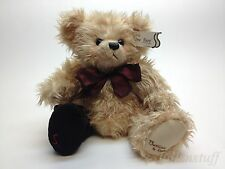 """Only One Bare Bettina by Sandra Stuffed Collectible Tan Beige Blush 14"""" NWT 90s"""