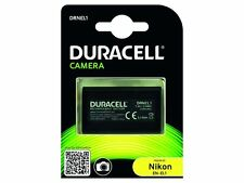 Duracell DRNEL1  Replacement Digital Camera Battery For Nikon EN-EL1 Battery