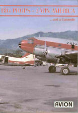 Big Props Latin America DC-3 C-46 DC-6 Caravelle DVD
