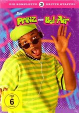 DER PRINZ VON BEL-AIR, Staffel 3 (Will Smith) 4 DVDs NEU+OVP