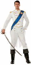 Adult Happily Ever After Prince Charming Costume Fairy Tale Men's Size Standard
