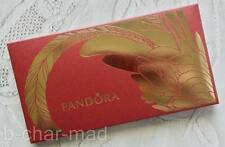 PANDORA | GENUINE Chinese New Year Red Envelopes ~ Year of the Rooster: LTD ED