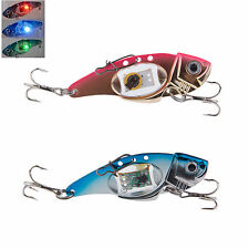 Outdoor LED Fish Lure Bait Light Deepwater Fishing Flashing Lamp Tackle Hooks