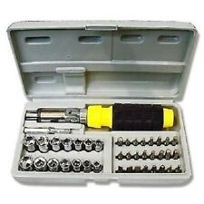 41PC TOOL KIT HOME, PC, Car, etc. Ratchet Screwdriver Set