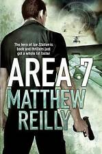 Area 7 by Matthew Reilly (Paperback, 2010)