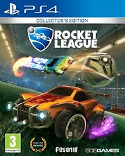 Rocket League Collectors Edition (PS4) NEW & SEALED - Fast Dispatch