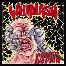 Whiplash - Power And Pain + Ticket To Mayhem 2 in 1 - CD
