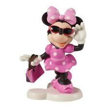 Minnie Mouse Precious Moments You Are Dazzling Sunglasses Pink Dress New In Box