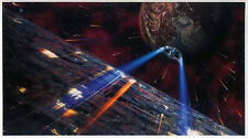 STAR TREK REPRO 1996 FIRST CONTACT FILM MOVIE POSTER ARTWORK . NOT DVD