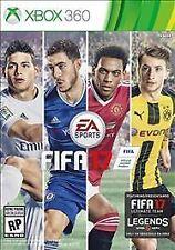 FIFA 17 (Microsoft Xbox 360, 2016) NEW