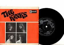 KINKS 7'' PS Lola INDIA VERY RARE Stateside 7N17961 unique cover 45!