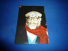 FRANCIS FORD  COPPOLA  signed Autogramm In Person 10x15 cm Rar !!