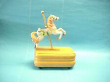 R.O.C Horse carousel  Music Box