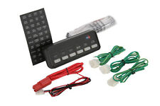 911 Signal BR990 Hazard Lightbar Beacon Siren Switcher Controller Panel Unit