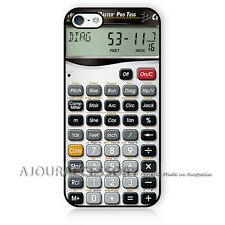 Crazy! Vintage Calculator Print iPhone 6 (4.7) Case Cover A1707 B