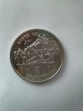 1997 Birth Of Christ One Crown Isle Of Man Uncirculated