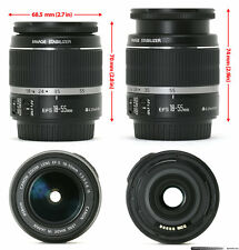 Canon EF-S 18-55mm F/3.5-5.6 IS II  Lens for Canon DSLR Camera+IMAGE STABILIZER