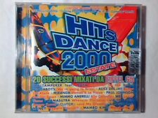 CD HITS DANCE 2000 ESTATE GABRY PONTE EIFFEL 65 CLUTCH T 42 PAPS 'N' SKAR WEB