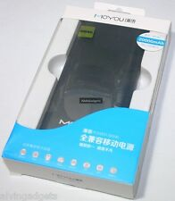 Moyou 20000mAh Power Bank For Nokia LG HTC iPad iPhoneCellphone Phablet Tablet