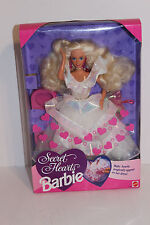 Secret Hearts Barbie 1992, NRFB Mint w/LN box - 07902