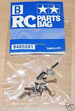Tamiya 58288 Ferrari F2001/Williams FW24/F201, 9465591/19465591 Screw Bag B