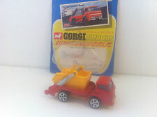 Corgi Juniors - 54 Ford D 1000 Container wagon (Camion benne)
