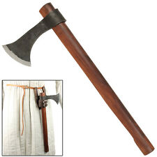 Medieval Renaissance Antiqued Vikings Francisca Re-enactment Costome Axe